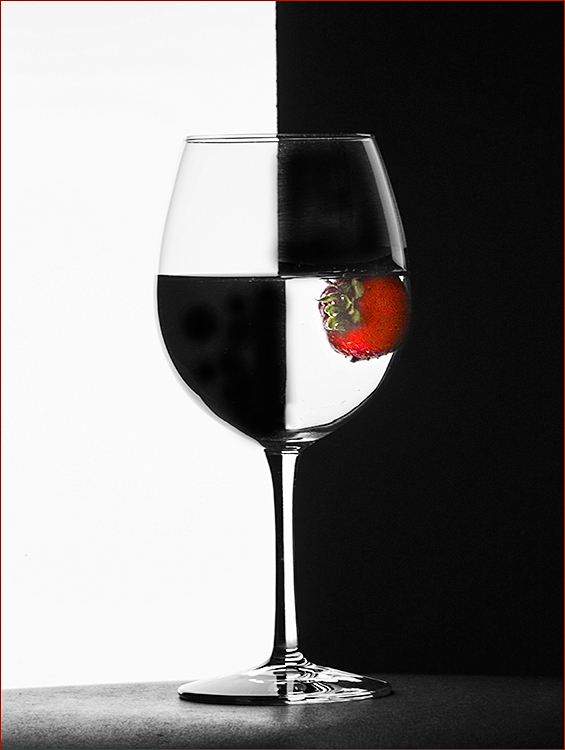 Joe Senzatimore - Strawberry Wine - Creative IOM