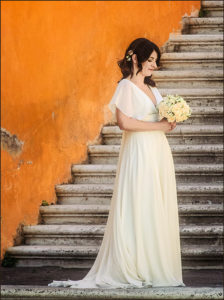 Ellen Gallagher - Bride in Rome - A IOM