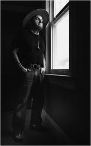 Henry Hernandez - The Urban Cowboy - B BW 1st Place