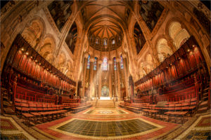 John Scala - Cathedral Of Saint John - A Color 1st Place